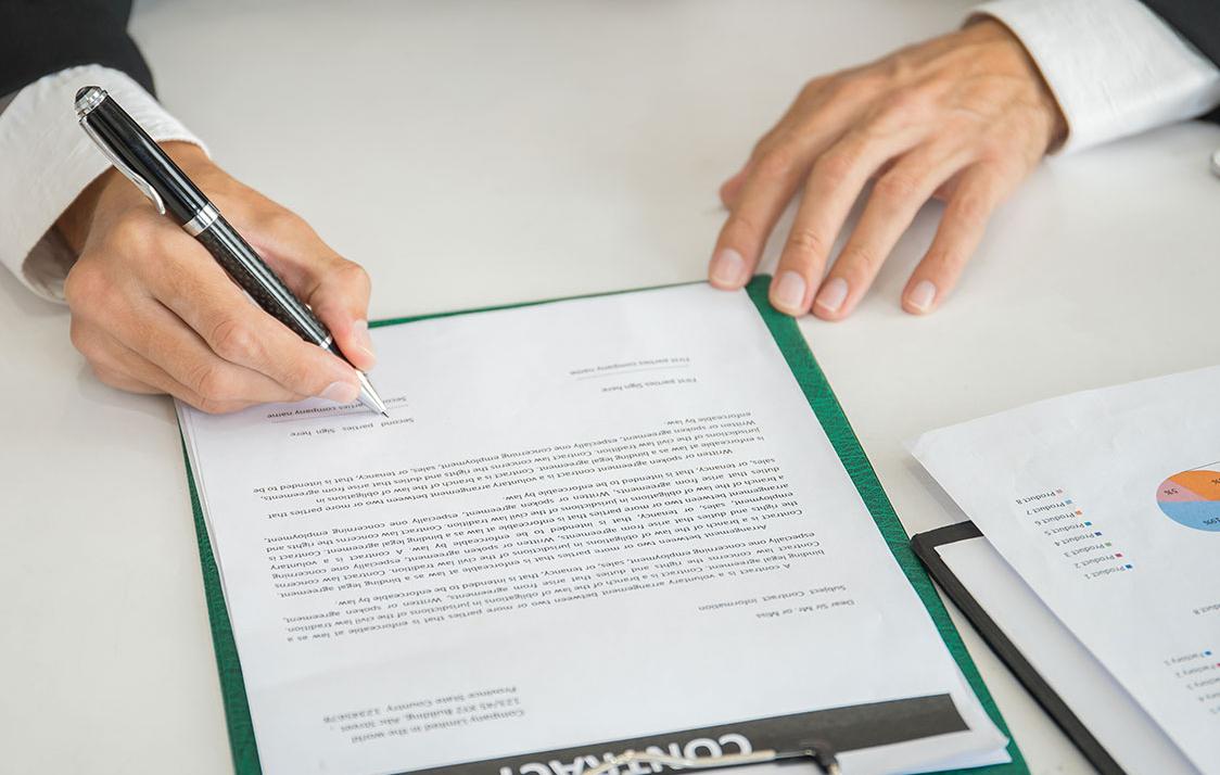 Incidência fiscal dos contratos e atos civis e comerciais